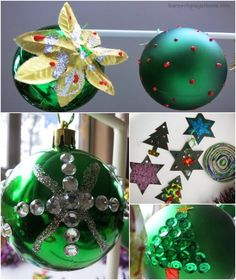 Learn with Play at Home: Christmas Decoration Creation Station