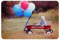 Boy 1st birthday, 1st birthday session, birthday photography for boy: Alexandria Wilcox Photography