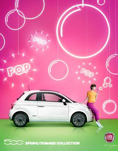 Fiat 500 - Max Oppenheim on Behance