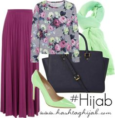 Hashtag Hijab Outfit #303