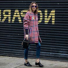 The Olivia Palermo Lookbook : Olivia Palermo Off-Duty