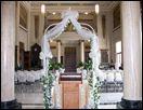Memorial Hall wedding, Dayton, Oh www.daytonhistory.org
