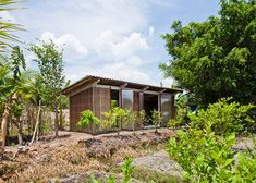 Vo Trong Nghia unveils second prototype for low-cost Vietnam housing