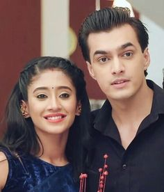 So cute they both are Kaira ❤ Romantic Couple Images, Cute Couples Photos, Tv Couples, Couples Images, Romantic Couples, Celebrity Couples, Cute Love Couple, Cutest Couple Ever, Sweet Couple