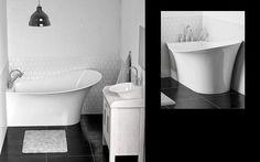 AngiCafe: Wielkie projekty małych łazienek