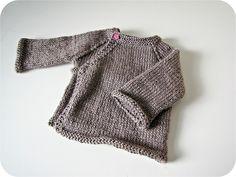 Ravelry: brassière (Bébé cashmere) pattern by La Droguerie
