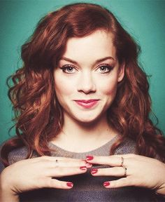 Jane Levy: Inspiration for werewolf Aggie Shannon (Moon)