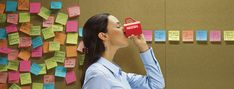 The Print Ad titled Post It was done by McCann Worldgroup Lima advertising agency for brand: Nescafe in Peru. Creative Advertising, Advertising Design, Marketing And Advertising, Street Marketing, Coffee Works, Communication, Purple Cow, Ad Of The World, Marketing Information