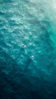 Boating Adventure Ocean Sky View iPhone Wallpaper - iPhone Wallpapers