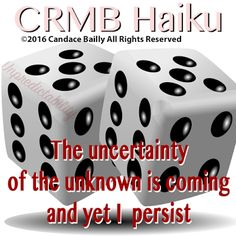 Candace Misner-Bailly: Unpredictability (life series)