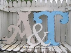 Letters & Ampersand