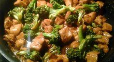 Easy Chicken w/Broccoli