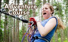 Zip Wild Challenge Courses | Northwest Trek Wildlife Park
