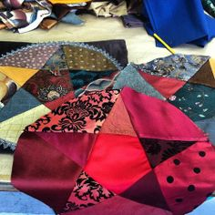 wicca quilt Witch witchy craft inspiration pagan wiccan