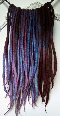 http://dreadfalls.blogspot.com/2014/08/hand-dyed-64ct-merino-wool-dreads.html