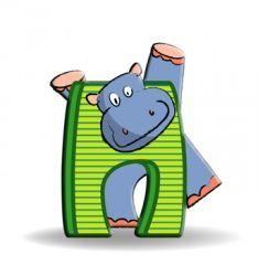 Alphabet latin — Wikimini, l'encyclopédie pour enfants Alphabet Latin, Images Alphabet, Alphabet Style, Smurfs, Cartoon, Kids, Fictional Characters, Animal Themes, Alphabet For Kids
