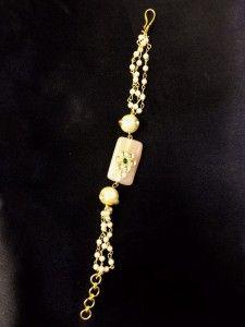 Rakhi for Sister-in-Law (Gold)