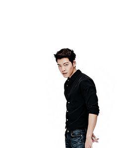 Kim Woo Bin // Giordano