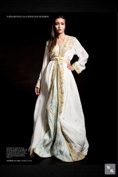 My favorite so far :)  From l'officiel maroc caftan edition jan 2013?
