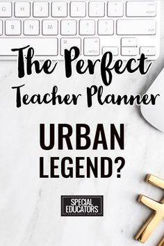 Planning for busy special educators? Yes, it's possible! Here's my solution for your most organized school year yet. Check out these planning solutions!