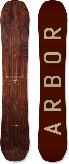 Arbor Female Swoon Heritage Snowboard - Women's /2016