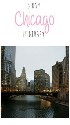 The perfect 3-day Chicago itinerary for first-time visitors. This guide covers the top attractions in the city, including the Cloud Gate in Millennium Park (aka the bean) http://www.mintnotion.com/travel/3-day-chicago-itinerary/