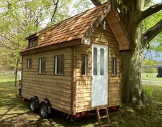 "Tiny house by ""Custom Built in Surrey"""