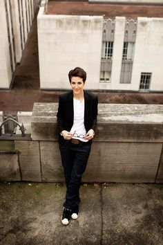 Rachel Maddow you're the one, you make politics so much fun.   Rachel Maddow I'm awfully fond of you!