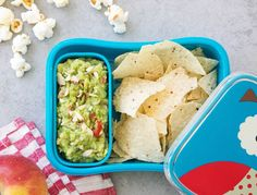 This is so weird and cool: Ludo puts banana in his guacomole, which not only adds loads of potassium and Vitamin B-6, but it makes it a little sweet, too. The diced red pepper and …