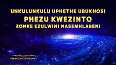 """Gospel Music 2018 """"UNkulunkulu Uphethe Ubukhosi Phezu Kwezinto Zonke Ezulwini Nasemhlabeni"""" (Zulu Subs) Music Documentaries, Me App, Gospel Music, Zulu, Jesus Bible, Documentary, African, God, Youtube"""