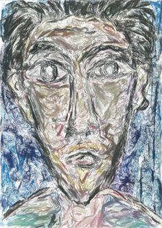 I paint until death 2018 by Klaus Ackerer Death, Painting, Art, Painting Art, Paintings, Kunst, Paint, Draw, Art Education