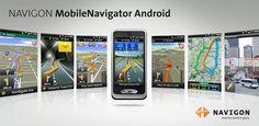 Navigon India v4.6.2 (Android Application) (Android GPS Navigation System)