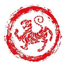 Shotokan Tiger #shotokan #karate