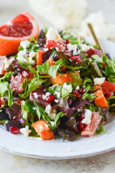How To Make A Better Chopped Salad Than You Can Buy