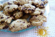 Cookies presque indien : massala et chocolat noir Biscuits, Cookies, Cake, Desserts, Indian, Gifts, Greedy People, Chocolates, Black People