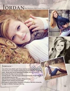senior ad idea for yearbook at DuckDuckGo Senior Yearbook Ideas, Senior Ads, Yearbook Pages, Yearbook Spreads, Yearbook Layouts, Yearbook Design, Senior Photos, Family Yearbook, Yearbook Template