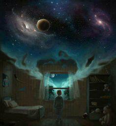 Tu y Yo bajo la Luna Piensalo