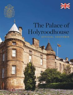 Sold By Amazon UK  The official Royal Collection guidebook to Holyroodhouse, once home to Mary, Queen of Scots and Bonnie Prince Charlie, and The Queen's formal Scottish residence Recounts the fascinating, and sometimes turbulent, story of Holyroodhouse Accompanied by new photography that offers a closer look at the interiors and artworks on display  #Holyroodhouse #Royalhistory #Britishmonarchy