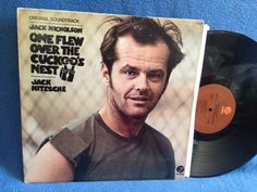 RARE Vintage One Flew Over The Cuckoo's Nest by sweetleafvinyl