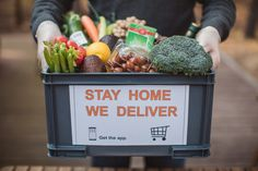 Best Grocery Delivery Services | Atlanta Parent - Meal Delivery Service - Ideas of Meal Delivery Service #mealdelivery #delivery #meal - Best Grocery Delivery Services | Atlanta Parent Grocery Shop Online, Online Shopping, Store Online, Order Groceries, Healthy Groceries, Grocery Delivery Service, Fresh Food Delivery, Walmart, Shopping