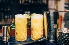 15. Harvey Wallbanger Harvey Wallbanger, Espresso Martini, White Russian, Vodka Drinks, Blue Lagoon, Pillar Candles, Gin, Alcohol, Snacks