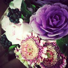 Lovely #flowers from a ss15 press day event #warehouse