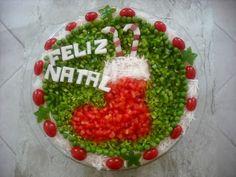 Arte & Saladas: Salada de Natal