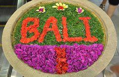Bali flower arrangement