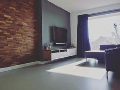 Pretty happy about how my living room turned out while decorating (Amersfoort NL) : AmateurRoomPorn