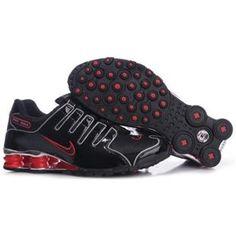 5cc75fff795 378341 017 Nike Shox NZ Black Red J04038 Nike Air Jordans