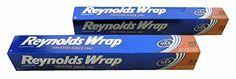 Reynolds Wrap Aluminum Foil - 2-Pack (140 sq. ft. total) Reynolds Wrap http://www.amazon.com/dp/B00LLJGPWG/ref=cm_sw_r_pi_dp_Rrh.ub0YKVT4X