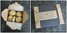 Cookie Gift Box Made