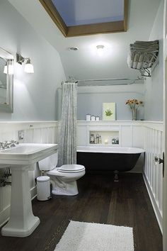 Shower With Clawfoot Tub Design Pictures Remodel Decor And Ideas Page 2 My Bathroom