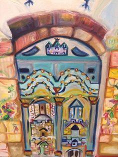 Handmade Original Painting. 16 x 20. Spiritual & Light. | eBay!